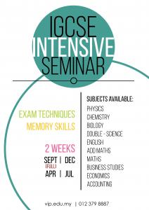 Intensive Seminar-02